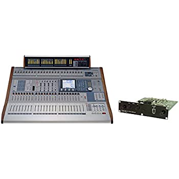 tascam dm 4800 digital mixer with if fw dmmkii firewire audio interface card and mu. Black Bedroom Furniture Sets. Home Design Ideas