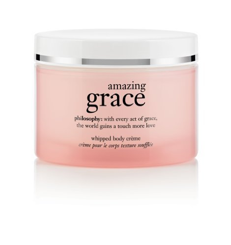Philosophy Amazing Grace Whipped Body Crème, 8 Ounce