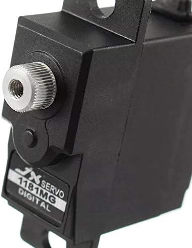 XuBa JX Digital Servo 17g Metal Gear PDI-1181MG for RC Model