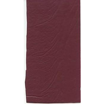 Galaxy Heavyweight Vinyl Tablecloth, 70 Inch Round, Burgundy [Kitchen]