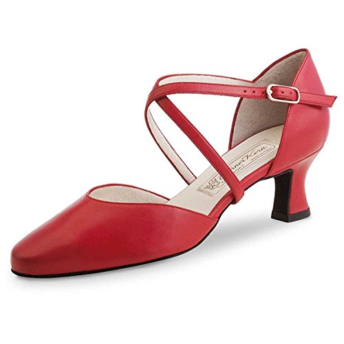 Werner talaly - para mujer zapatos de Patty 5.5 Rojo - rojo