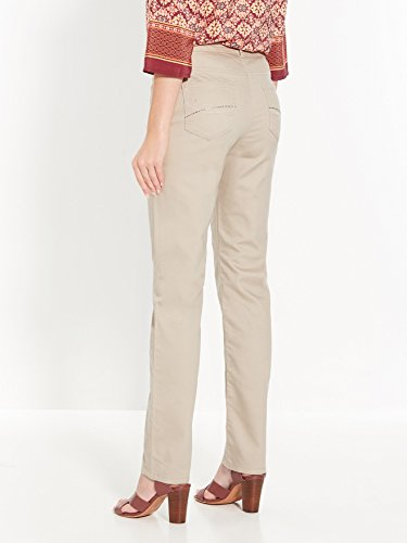 Beige Mode Secrets Droit De Pantalon Petite Stature q1CSv1F
