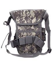 حقيبة فخذ بحزام خصر متعددة الاغراض لركوب الدراجات والدراجات النارية، CP