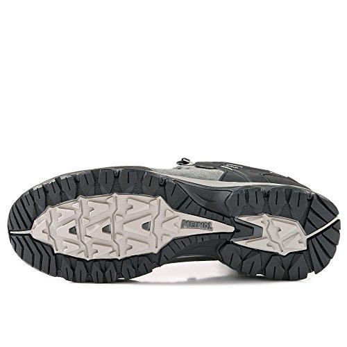 Homme Noir pour Chaussures montantes Meindl Gris PUnqAvw4