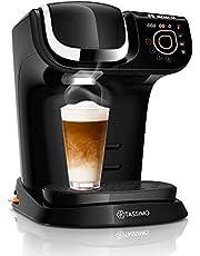 Bosch Hausgeräte TAS6502 Kaffebryggare, Svart