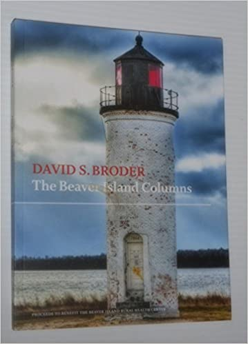 The Beaver Island Columns [Beaver Island, Michigan]: David S