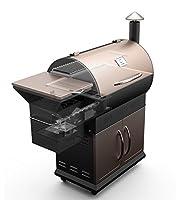 Z Grills ZPG-700D Wood Pellet by fabulous Z Grills