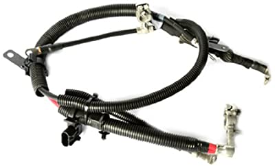 ACDelco 20856293 GM Original Equipment Positive and Negative Battery Cable Assembly