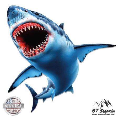 Shark Jaws Great White - 12