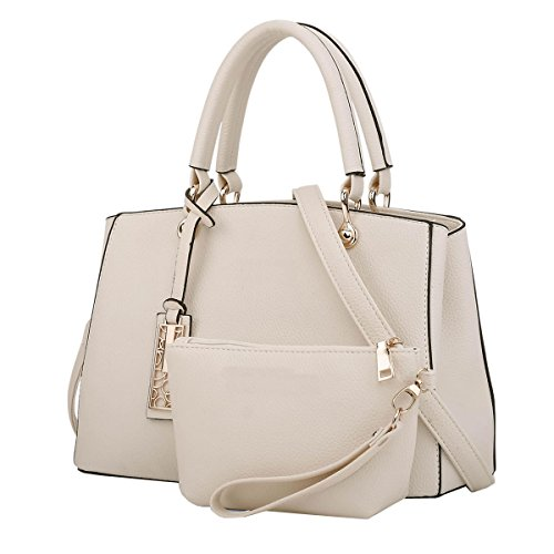 Bag Size Tote Donne Dissa Weiss One HEUFqw