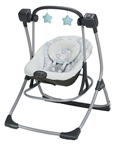 Graco Cozy Duet Baby Swing, Tenley
