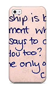 New Dad Quotes Tpu Skin Case Compatible With Iphone 5c by supermalls