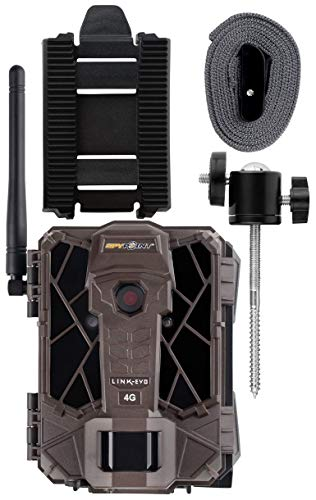 Spypoint Link-Evo Cellular Trail Camera with Mount (Verizon)