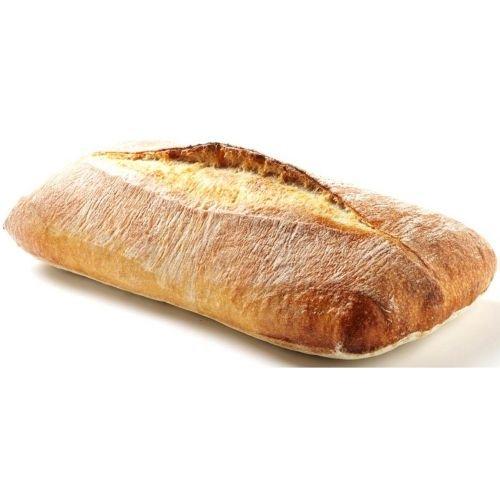 Bakery de France Rustic Ciabatta Loaf, 16 Ounce -- 18 per case. by Bakery De France