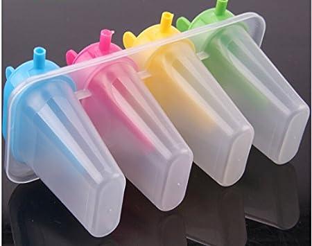 Eisformen Eis Am Stiel Silikoneislutscher Formen Aus Silikon Bpa