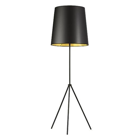 Dainolite Od3 F 698 Mb One Light 3 Leg Drum Floor Lamp
