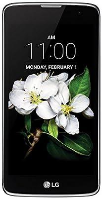 LG K7 MS330 (Metro PCS) GSM Unlocked 8GB Android Smartphone Metallic Silver (Certified Refurbished)