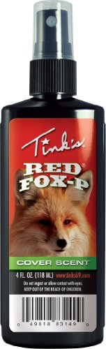 (TINK'S Red Fox-P Power Cover Scent (4-Ounce))