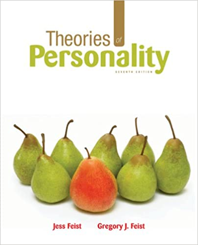 Amazon theories of personality 9780073382708 jess feist theories of personality 7th edition fandeluxe Image collections