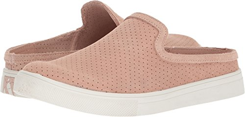 Skechers Womens Moda - Slide Thru Light Pink 8.5 B - (Light Pink Slides)