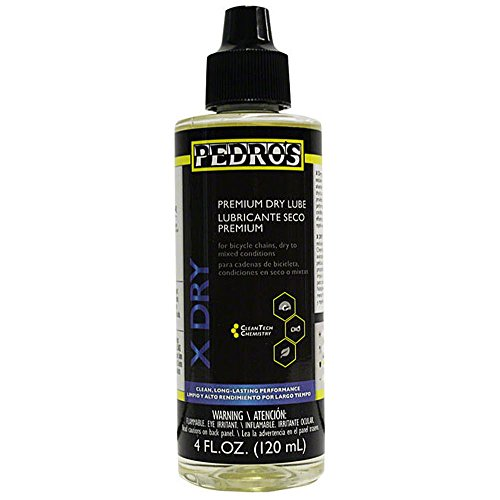 PETRO'S X-Dry Premium Dry Chain Lube One Color One (Pedros Lube)