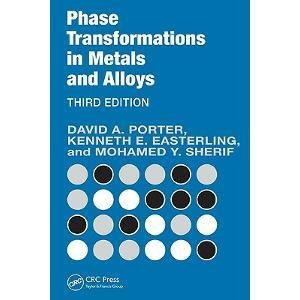 PHASE TRANSFORMATIONS IN METALS AND ALLOYS - 3ED (REPRINT 2012)(PB)