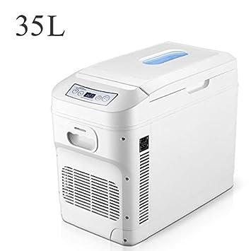 STTA Mini refrigerador para el automóvil, refrigerador portátil de ...