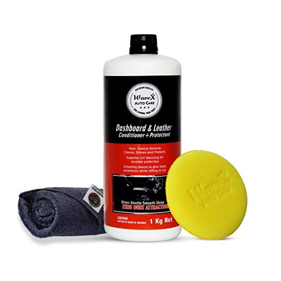 Wavex Dashboard And Leather Conditioner+Protectant (1L)