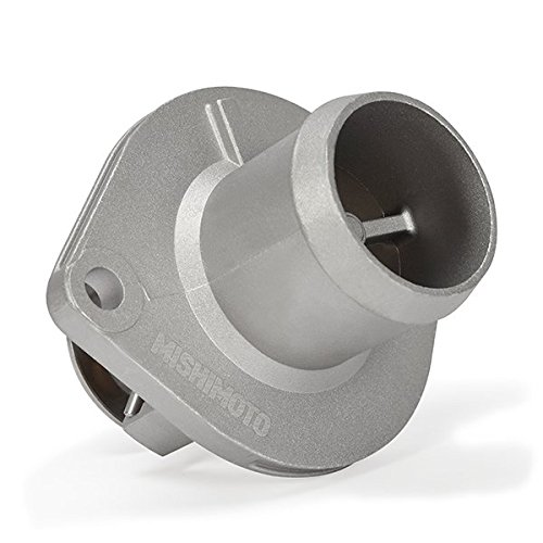Mishimoto MMTS-F2D-03CL Ford 6.0L Powerstroke Low-Temperature Thermostat and Cast Housing, 2003-2007
