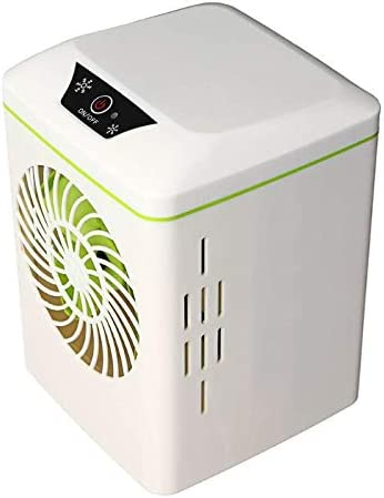 WSSZZ319 Mini Ventilador De Aire Acondicionado USB Recargable ...