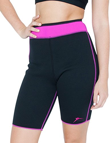 Delfin Spa Women's Heat Maximizing Neoprene Exercise and ...
