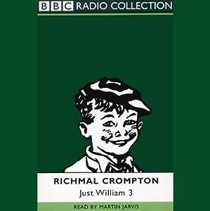 Just William 3 Audiobook