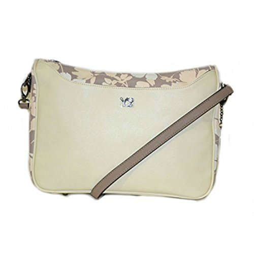 Borsa donna Y Not Tracolla SOUL bianco S -007