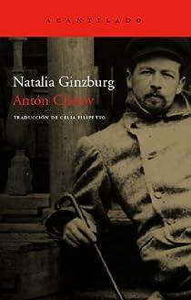 Antón Chéjov par Ginzburg