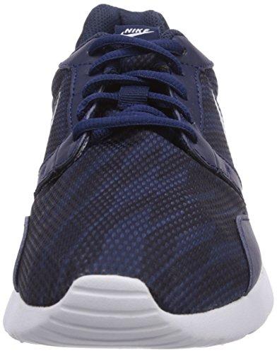 Nike kaishi Print Hombre Zapatillas de deporte. Azul - Bleu (midnight Navy/white-obsidian 141)