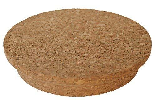 Weck Cork Lid (Large=100MM) Fits models 740, 741, 742, 743, 738, 739, 744, 745, 748, 974