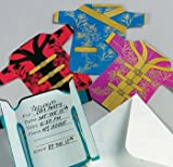 Asian Chinese Dress Shirt Invites - Oriental Invitations
