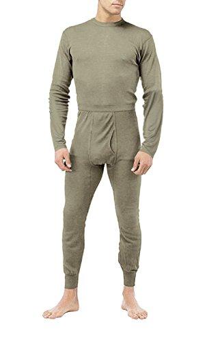 Military Ecwcs Gen Iii Silk Weight Underwear Top Warm Thermals Long John 9' Leather Combat Boot