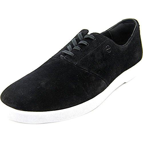 HUF Men's Gillette Modern Skateboarding Shoe, Black, 10.5 M US