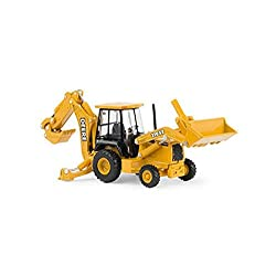 1/87 John Deere 310SE Backhoe Loader Toy by Ertl - LP67335