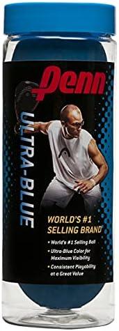 Penn Ultra Blue Racquetballs