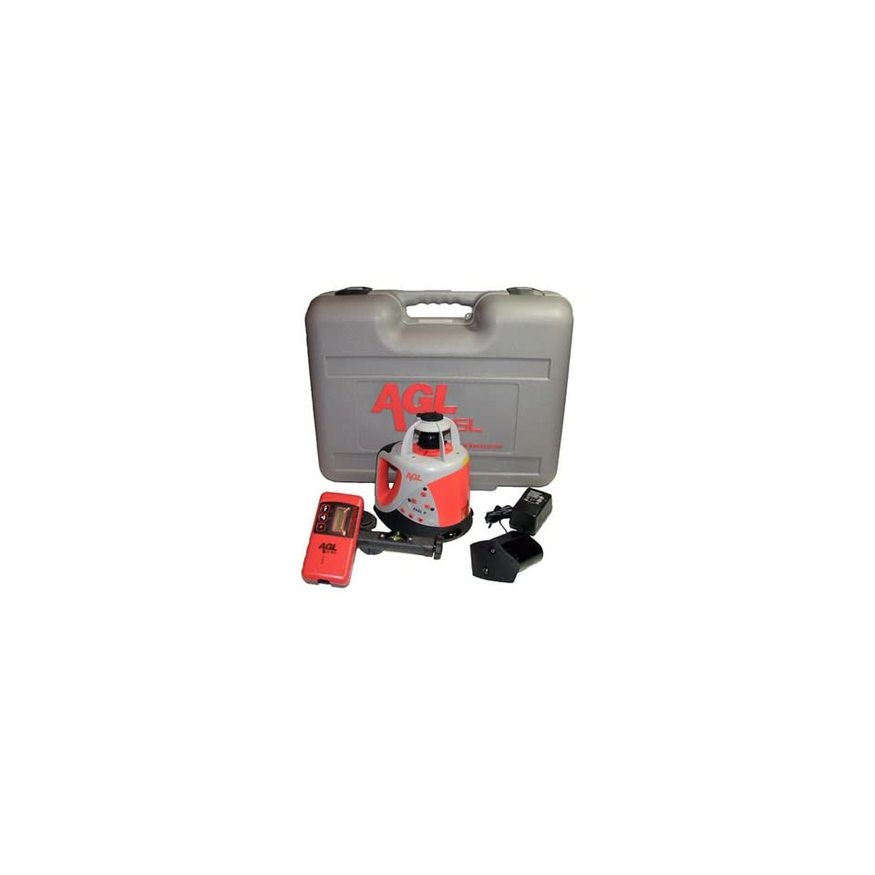 AGL EAGL H Horizontal Self Leveling Rotary Laser Level Package 11 0328