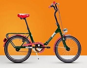 Bicicleta Reina plegable 20 Graziella Folding Scotland
