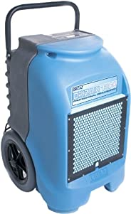 Dri-Eaz 1200 Commercial Dehumidifier with Pump, Industrial, Durable, Compact, Portable, Blue, F203-A, Up to 18