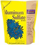 ALUMINUM SULFATE FOR SOIL