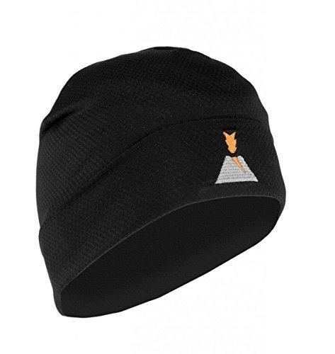 Gordini Stretch Lavawool Hat,Black,Large