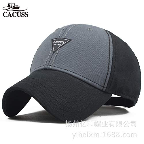sdssup Exquisito Sombrero de béisbol Bordado Moda de Hombre Casual ...