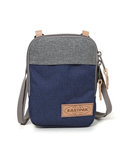 Eastpak Authentic Collection Buddy 16 Borsa a tracolla 13 cm block out blue