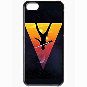 diy phone casePersonalized ipod touch 4 Cell phone Case/Cover Skin Star Wars Jedi Movies Tv Blackdiy phone case