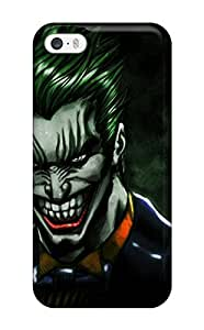 Slim Fit Tpu Protector Shock Absorbent Bumper The Joker Case For Iphone 5/5s
